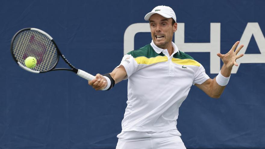 Roberto Bautista gana a Ruusuvuori (6-1, 6-3 y 6-2) y avanza a tercera ronda del US Open