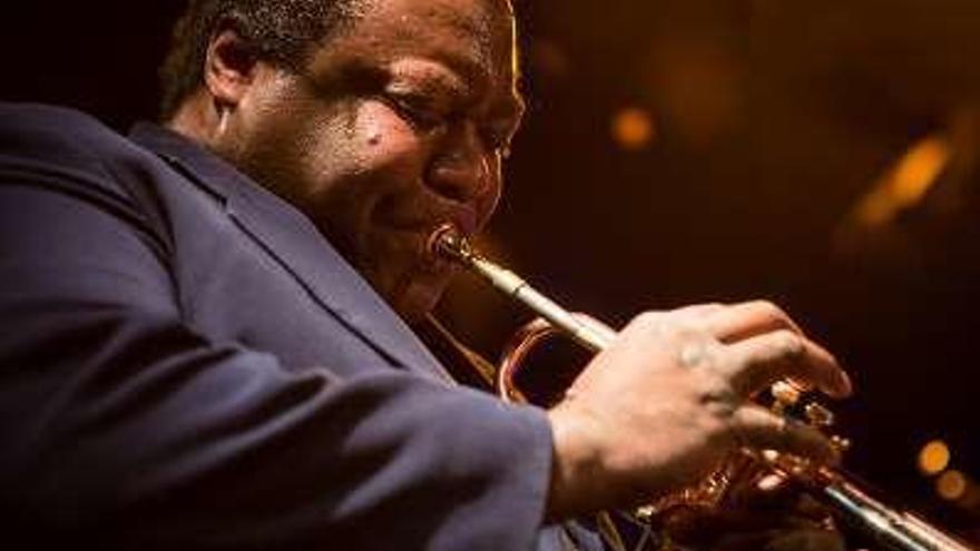 Fallece por coronavirus el trompetista Wallace Roney