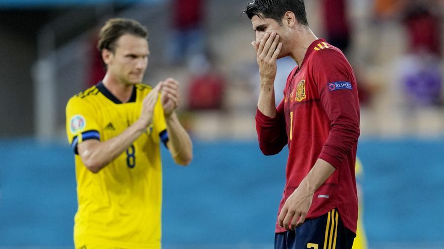 ¿Se equivoca Luis Enrique con el delantero del Villarreal Gerard Moreno?