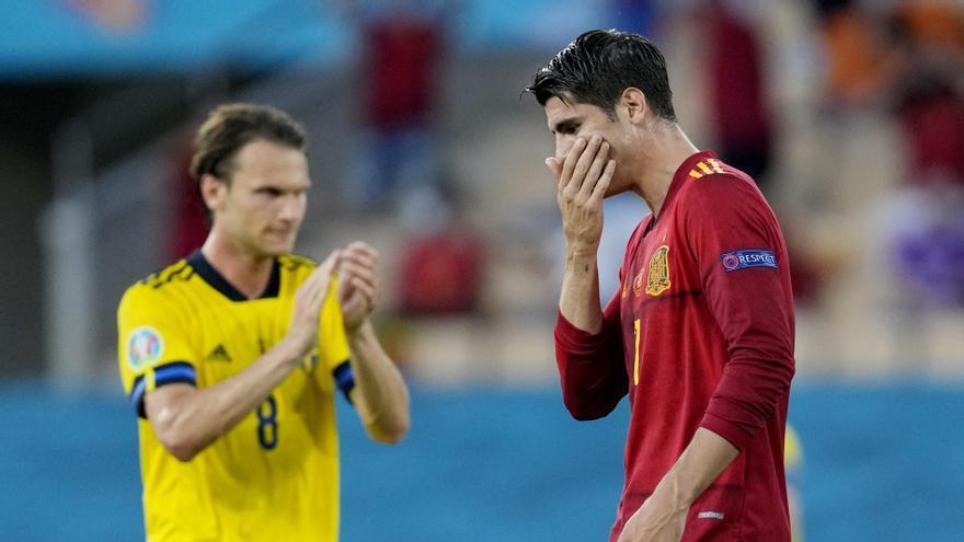 Resumen del España Suecia (0-0)