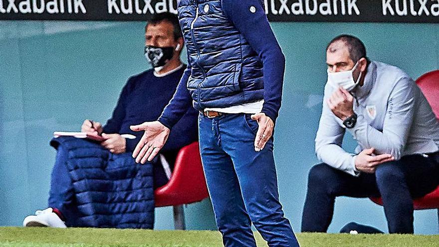 El Athletic despide a Garitano tras ganar al Elche y ficha a Marcelino