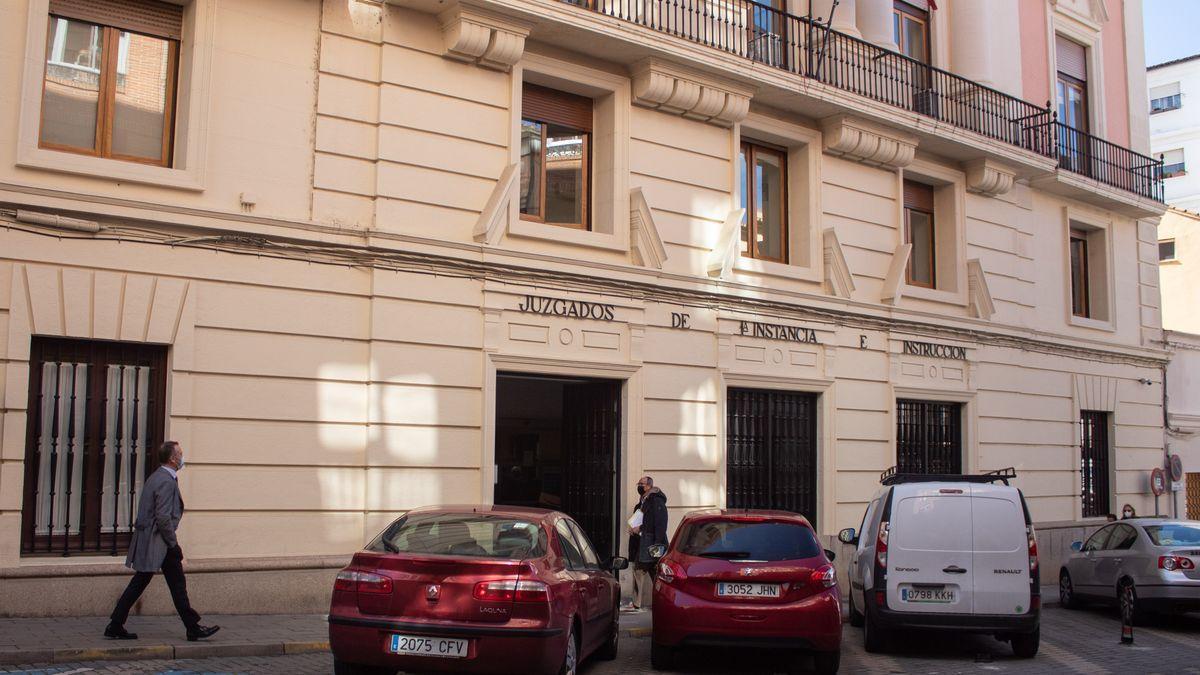 Juzgados en Zamora.