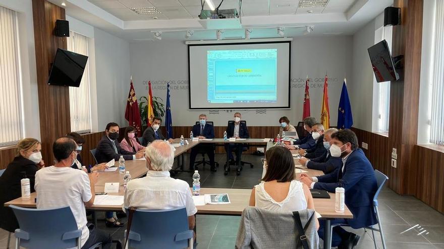El Miteco prevé destinar 60 millones de euros a la regeneración de la bahía de Portmán
