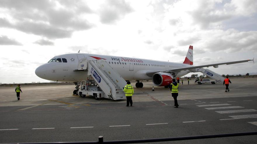 Más pasajeros deciden volar desde San Javier