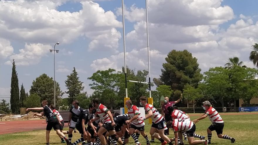 El CAR Cáceres B se impone al C en la final de la Copa Extremadura