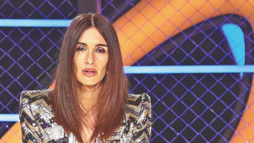 Paz Vega: «En 'Mask singer' solo te piden que te diviertas, que seas tú»