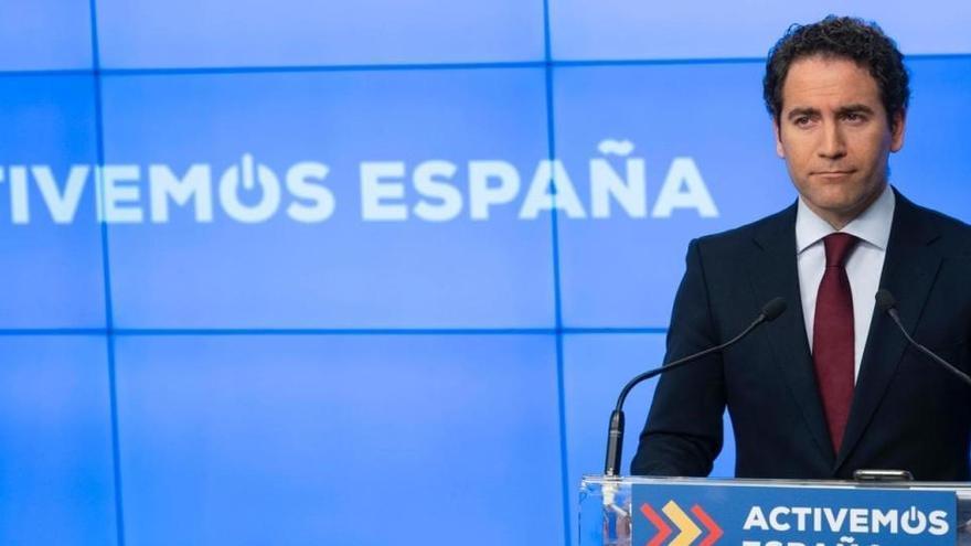 """El PP acusa al Gobierno de """"fulminar al que le estorba en sus planes totalitarios"""""""