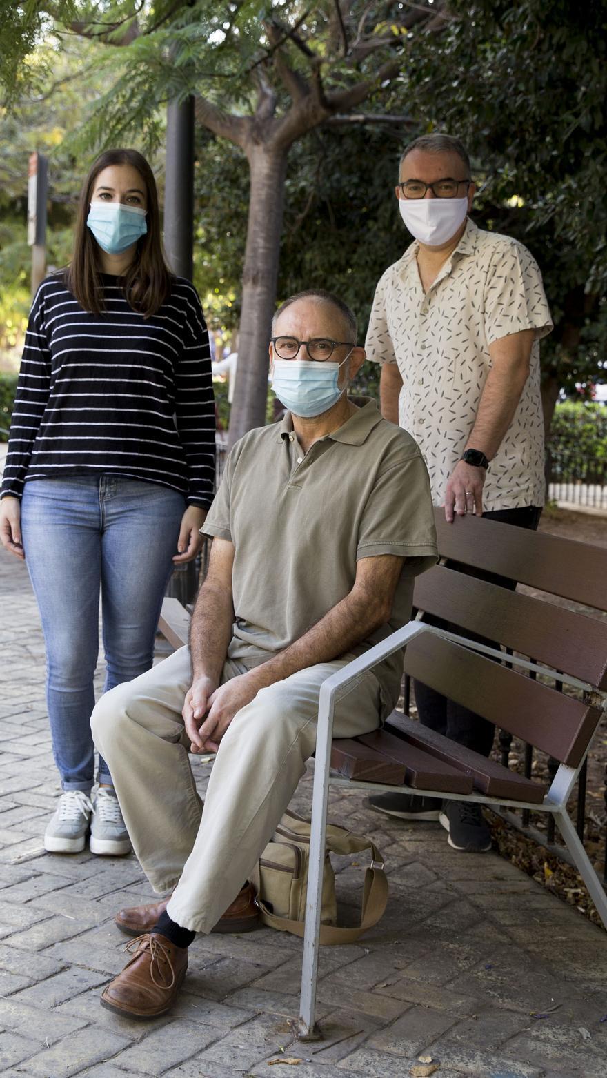 Tres generaciones ante el virus