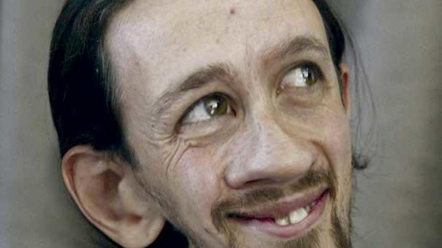 "Pablo Iglesias: ""Que yo sepa no soy gallego"""