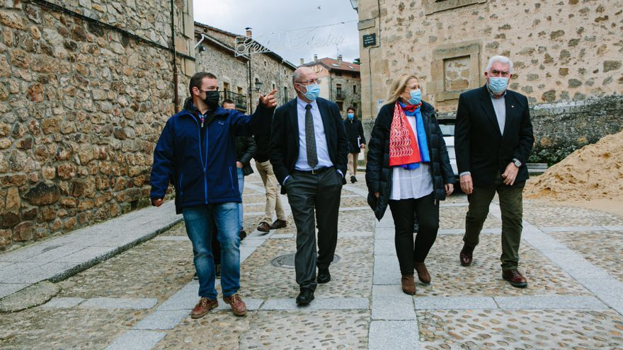 El futuro de Castilla y León pasa por la repoblación, el emprendimiento y los cuidados