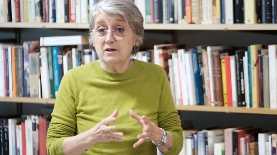 Cristina Vallès: «Es parla de la mort en xifres i és perillós, ens acostumem»