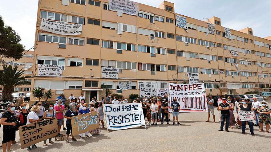 Sant Josep pide al Consell de Ibiza que se implique para resolver la crisis del Don Pepe