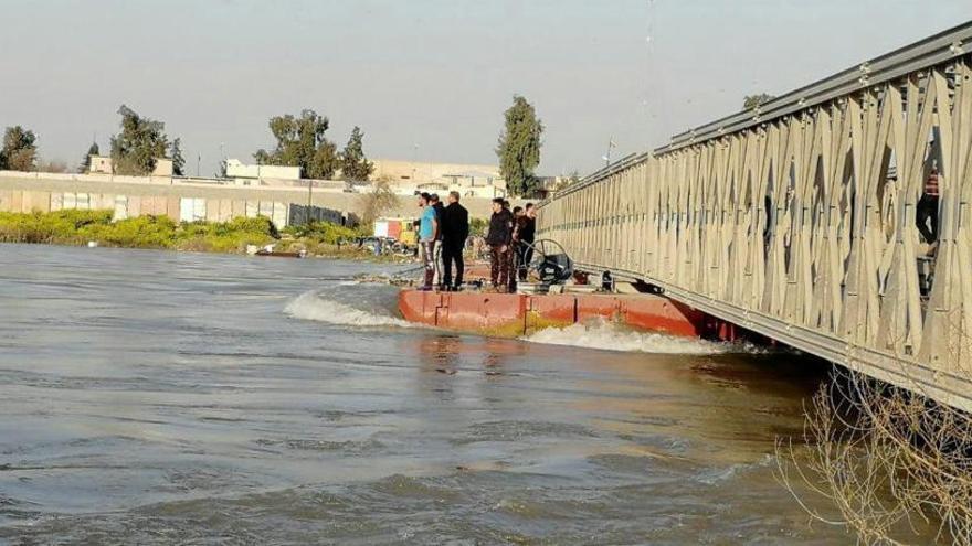 Aumentan a 85 los muertos por el naufragio en el río Tigris