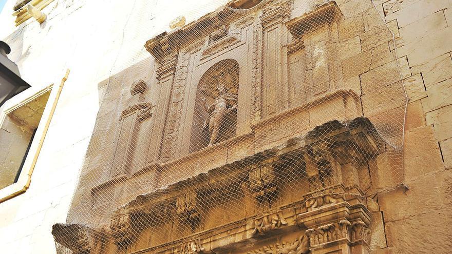 Los responsables de Santa María necesitan 3 millones para la rehabilitación del templo