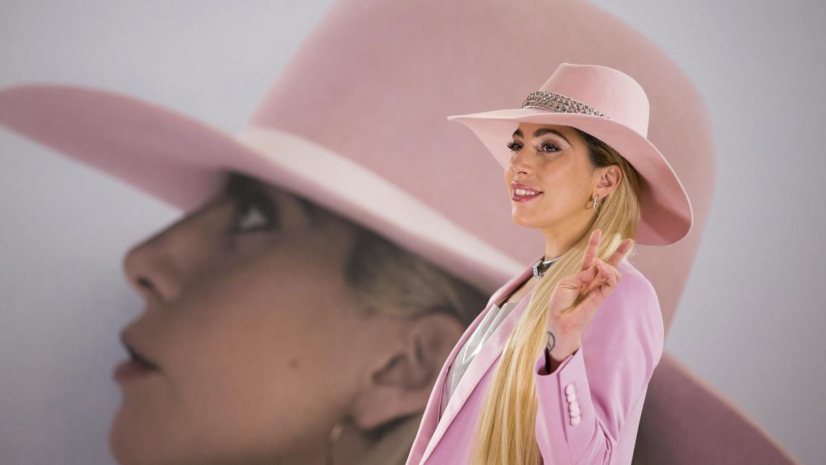 Artist Lady Gaga.