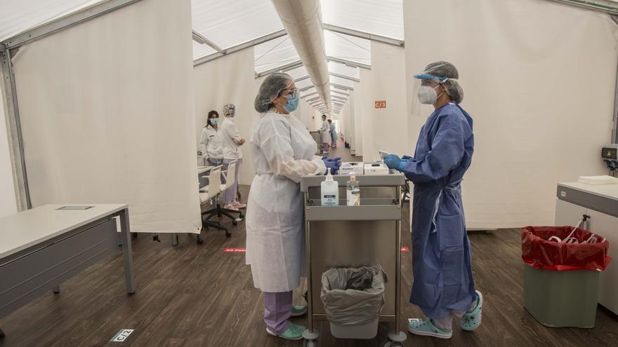 Un juzgado de Alicante fijará la indemnización para 198 médicos por trabajar sin protección