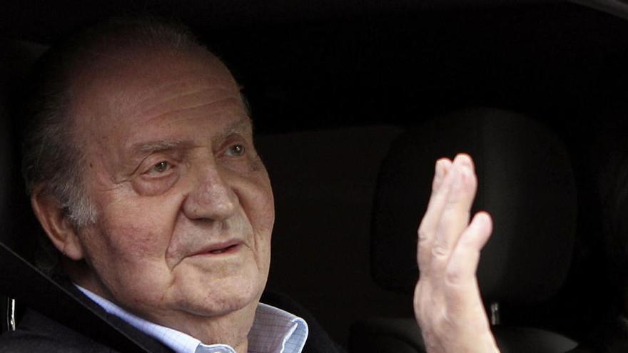 El Congreso rechaza investigar las actuaciones privadas del rey Juan Carlos