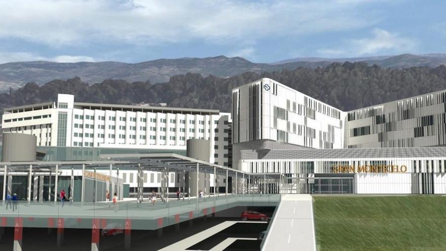 La Xunta adjudica por casi 122 millones de euros las obras de la primera fase del Gran Montecelo