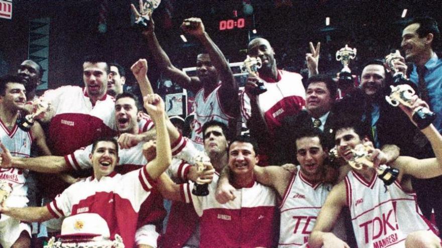 El dia que vam ser campions