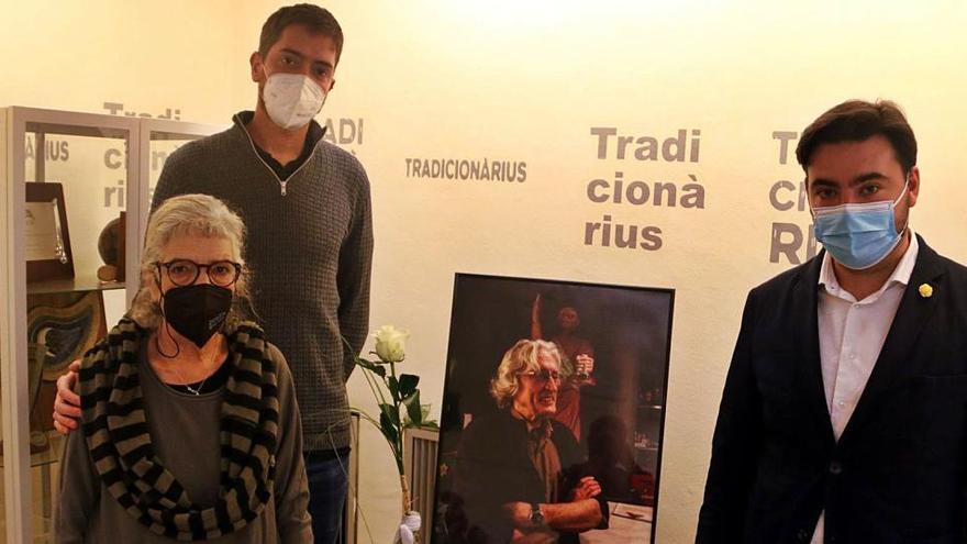 Una mostra de cultura popular a Sallent recordarà Jordi Fàbregas