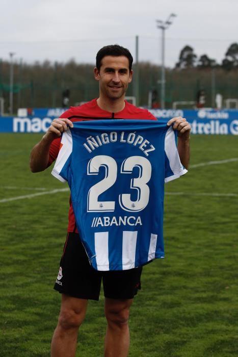 Carmelo del Pozo presenta a Íñigo López
