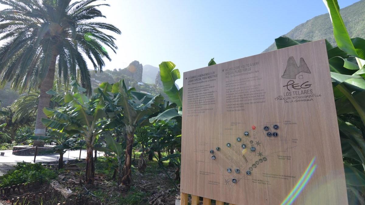 El Parque Etnográfico 'Los Telares' de La Gomera reabre sus puertas con visitas gratuitas para residentes en la Isla.