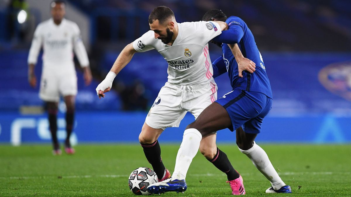 Champions League: Chelsea - Real Madrid