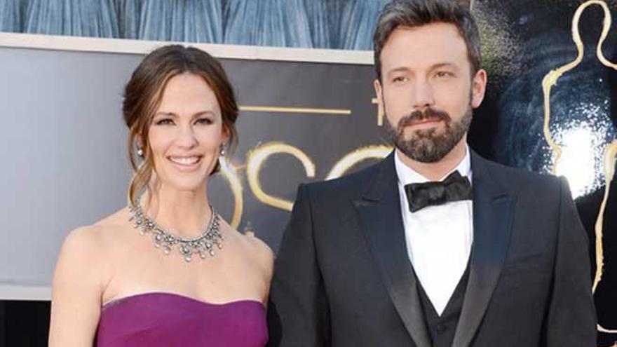 ¿Se han reconciliado Ben Affleck y Jennifer Garner?