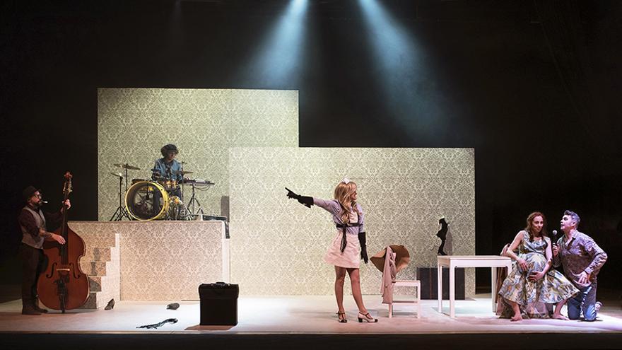 El Festival de Teatro de Badajoz continúa hoy con 'Dreaming Juliet'