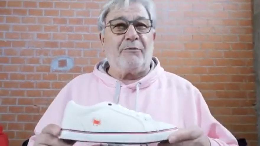 "Laureano Oubiña: ""Con estas zapatillas de alta velocidad, ni Garzón ni Zaragoza me habrían cogido en casa"""