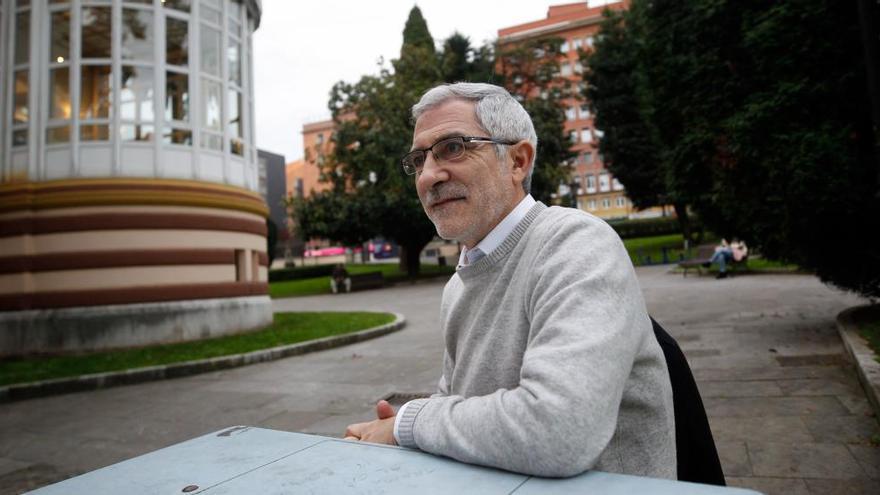 """Llamazares ve """"un chantaje a la federación de Asturias""""  para que no pueda presentarse a las primarias de IU"""