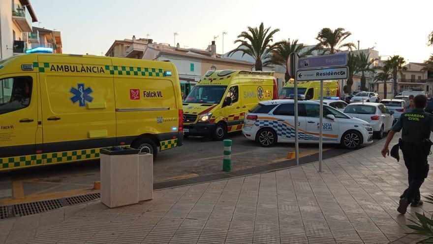 Essen nicht geschmeckt: Kellner und Mallorca-Urlauber stechen mit Messer aufeinander ein