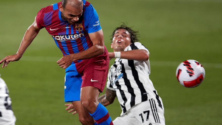 El Barça golea a la Juventus en el primer partido tras el adiós de Messi