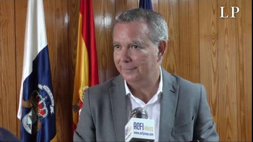 Franquis llama a la construcción a abanderar la reconstrucción de la economía canaria