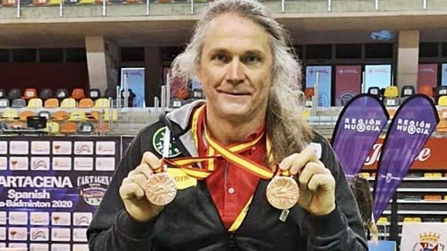 Wandschneider logra dos bronces en Cartagena