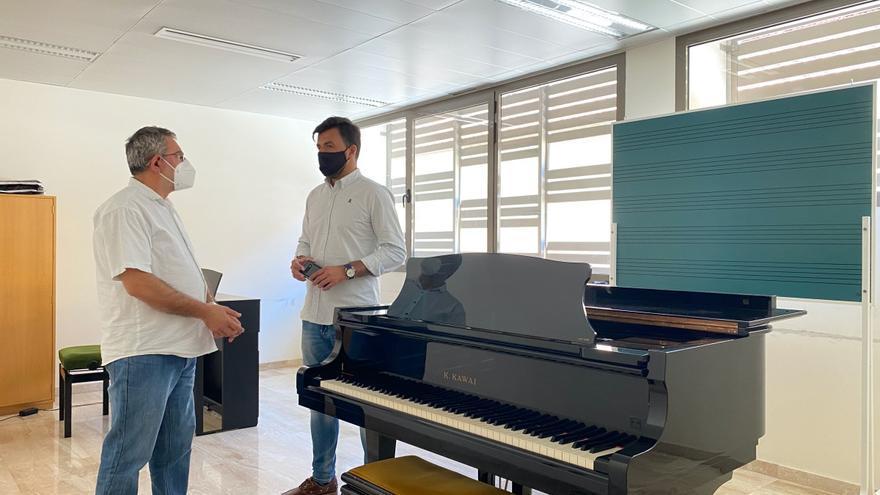 El Conservatorio de Música de Orihuela abre el plazo para la preinscripción de las pruebas de acceso a Enseñanzas Profesionales de Música