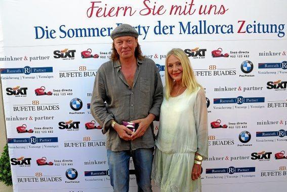 Stefan Hollenberg und Benni John