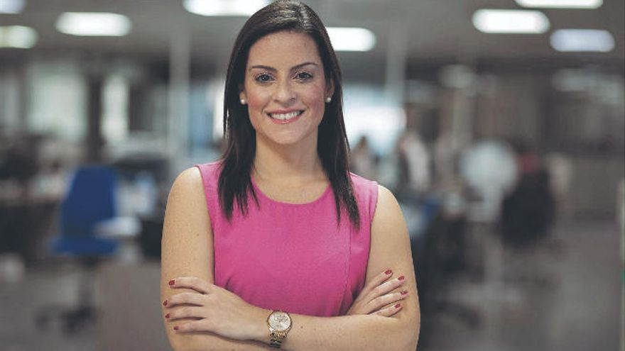"""Yaiza Castilla: """"El liderazgo turístico de Canarias puede impulsar la Marca España"""""""