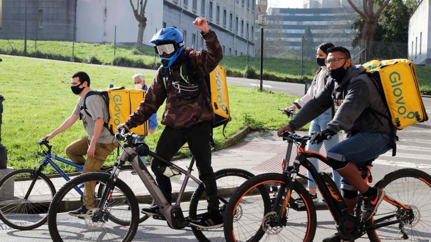 El Gobierno aprobará el martes la 'ley Rider', que entrará en vigor en agosto