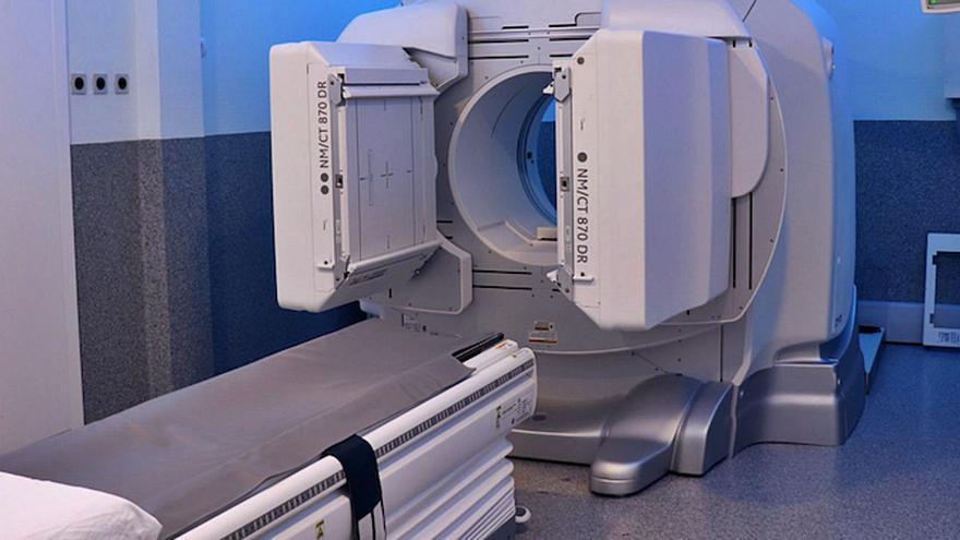 San Roque innova en el diagnóstico con técnicas de imagen Spec-TAC
