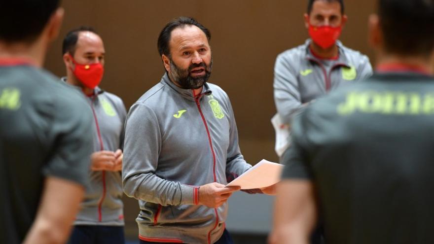 España arranca su participación en el Mundial de Lituania