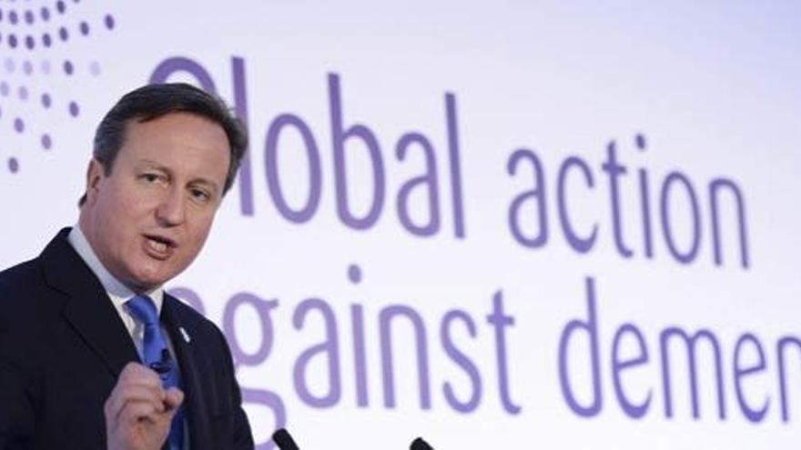 El G8 se compromete a buscar un remedio para la demencia