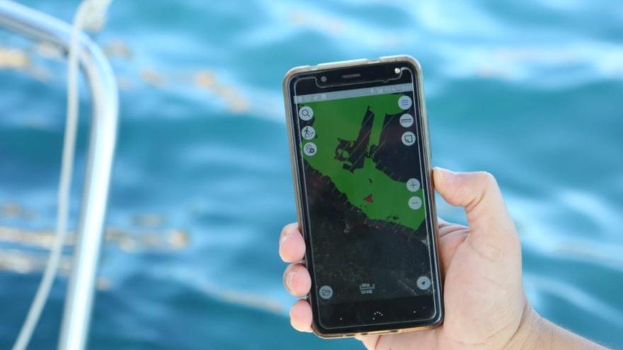 El Govern ubica en un mapa GPS els boscos marins del litoral català, per protegir-los de les àncores que els malmeten