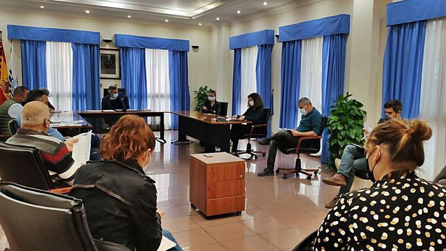 El gobierno local ramblero incorpora 587.000 euros para obras, empleo y ayudas