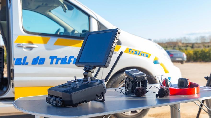 Un dron contra los robos en urbanizaciones de Picassent