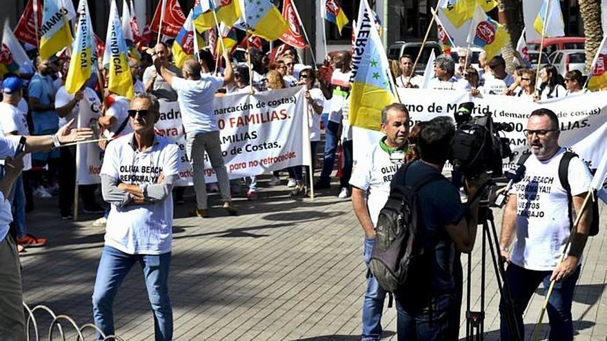 El Estado mantiene el bloqueo el proyecto de rehabilitación del hotel Oliva Beach