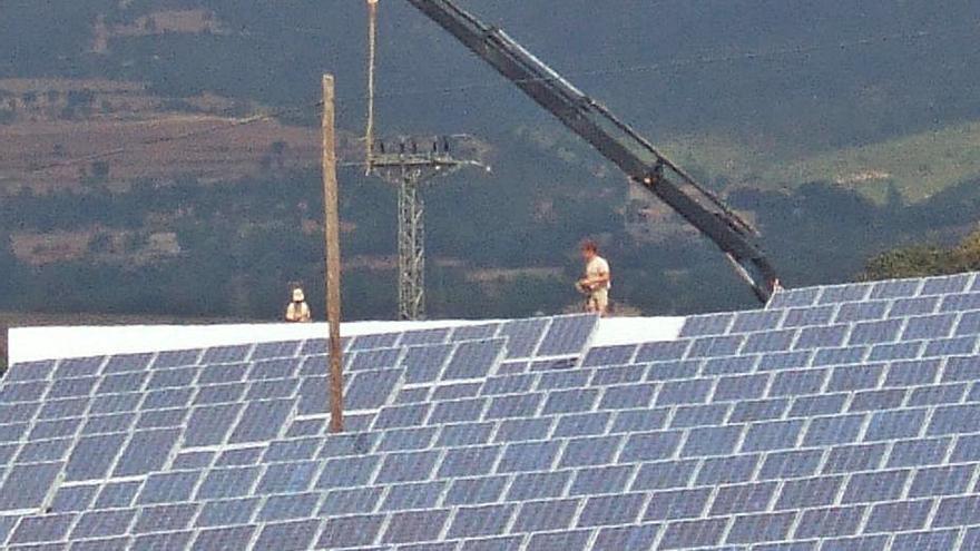 La Generalitat estudiarà la viabilitat d'un parc solar de 59 hectàrees a Olius