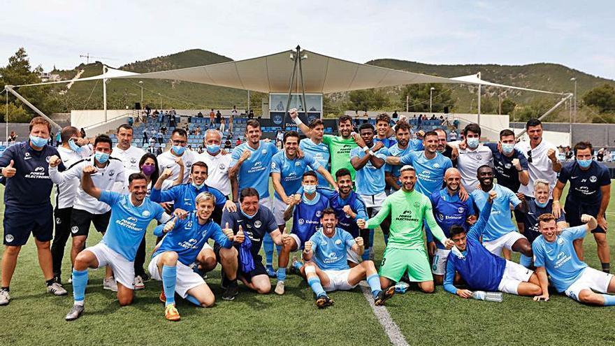 La UD Ibiza se jugará el ascenso a Segunda División con el UCAM Murcia