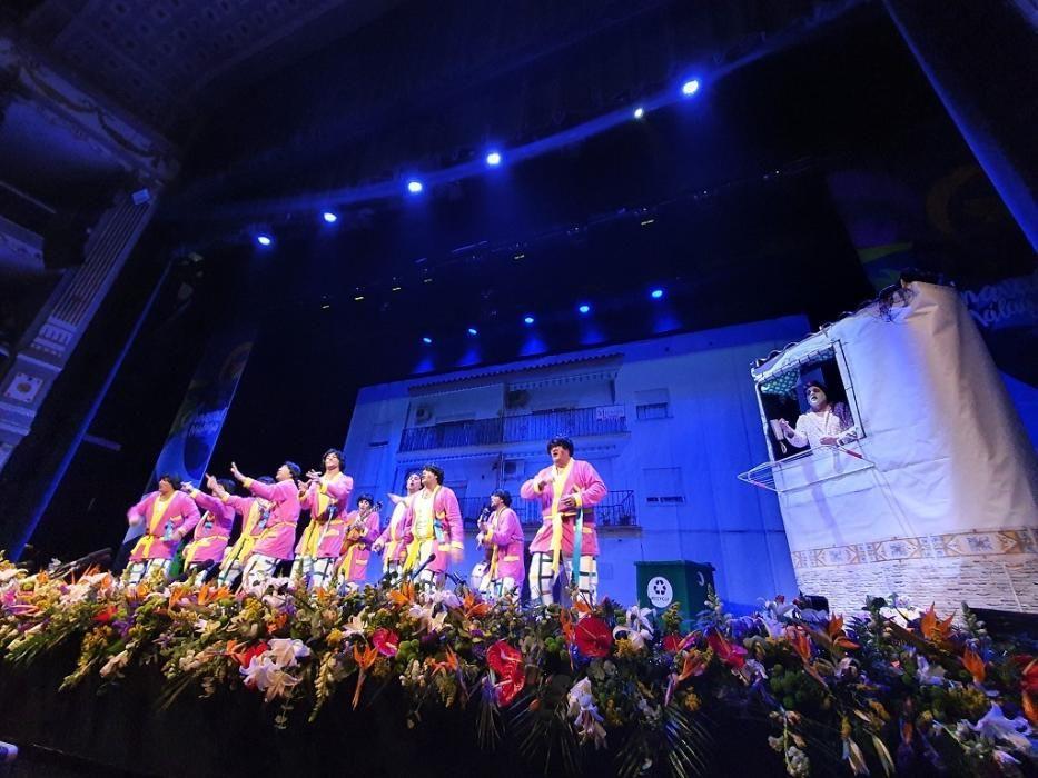 Tercera semifinal del COAC Málaga 2020