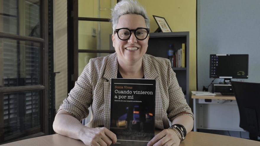 """Sonia Vivas: """"La mafia policial de Palma ni olvida, ni perdona"""""""
